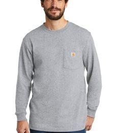 CARHARTT K126 Carhartt  Workwear Pocket Long Sleeve T-Shirt