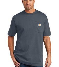 CARHARTT K87 Carhartt  Workwear Pocket Short Sleeve T-Shirt