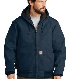 CARHARTT 103940 Carhartt  Quilted-Flannel-Lined Duck Active Jac