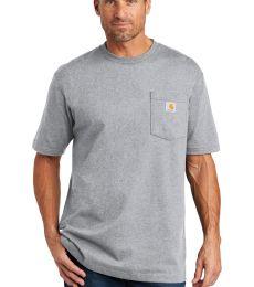 CARHARTT K87 Carhartt  Tall Workwear Pocket Short Sleeve T-Shirt