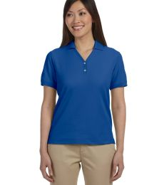 D100W Devon & Jones Ladies' Pima Pique Short-Sleeve Polo