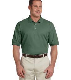 D100 Devon & Jones Men's Pima Pique Short-Sleeve Polo