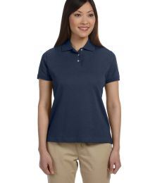 D140SW Devon & Jones Ladies' Solid Perfect Pima Interlock Polo