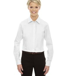 D630W Devon & Jones Ladies' Crown Collection™ Solid Oxford