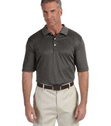 DG210 Devon & Jones Men's Pima-Tech™ Jet Pique Heather polo