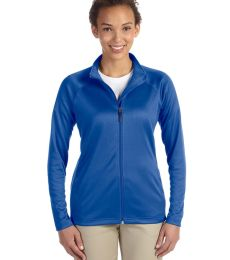 DG420W Devon & Jones Ladies' Stretch Tech-Shell Compass Full-Zip