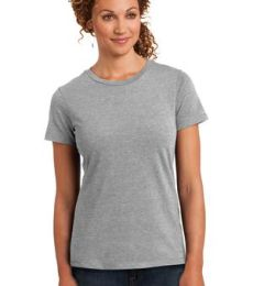 DM108L District Made Ladies Perfect Blend Crew Tee