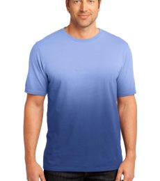 236 DM3310 CLOSEOUT District Made - Mens Dip Dye Crew Tee