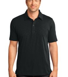 District Made 153 Mens Slub Polo DM350