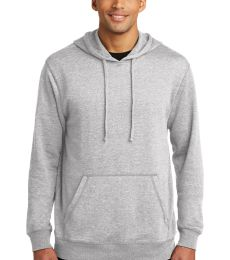 DM391 District Made Mens Lightweight Fleece Hoodie