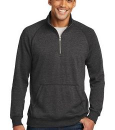 236 DM392 District Made Mens Lightweight Fleece 1/4-Zip