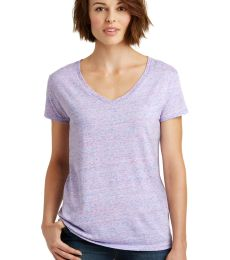 DM465 - District Made Ladies Cosmic Relaxed V-Neck Tee