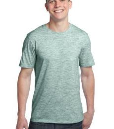 District Young Mens Extreme Heather Crew Tee DT1000