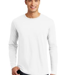 District Made 153 Mens Perfect Weight Long Sleeve Tee DT105