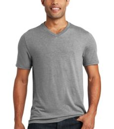 District Made DT1350     Mens Perfect Tr   V-Neck Tee