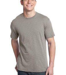 DT140 District Young Mens Slub Crew Neck Tee