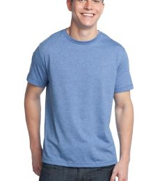 District Young Mens Tri Blend Crew Neck Tee DT142