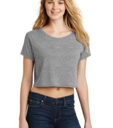 District DT2303    Juniors Relaxed Crop Tee