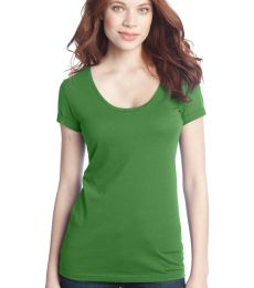 District Juniors 6040 Scoop Tee DT245