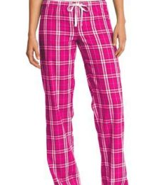 District DT2800    - Juniors Flannel Plaid Pant