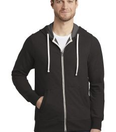 District Clothing DT356 District    Perfect Tri    French Terry Full-Zip Hoodie
