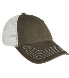 DT607 District Mesh Back Cap