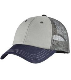 DT616 District Tri-Tone Mesh Back Cap