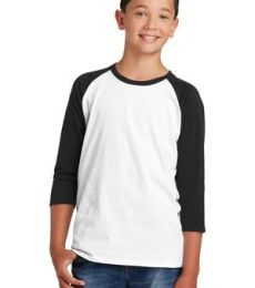 238 DT6210Y District  Youth Very Important Tee  3/4-Sleeve