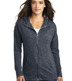 District Clothing DT665 District    Women's Medal Full-Zip Hoodie
