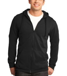 DT800 District® - Young Mens The Concert Fleece™ Full-Zip Hoodie