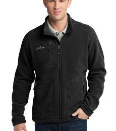 Eddie Bauer Wind Resistant Full Zip Fleece Jacket EB230
