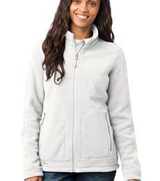 Eddie Bauer Ladies Wind Resistant Full Zip Fleece Jacket EB231