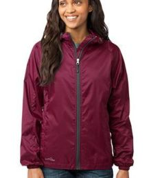 Eddie Bauer Ladies Packable Wind Jacket EB501