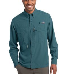 EB600 Eddie Bauer® - Long Sleeve Performance Fishing Shirt
