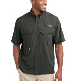 EB602 Eddie Bauer® - Short Sleeve Performance Fishing Shirt