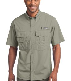 EB608 Eddie Bauer® - Short Sleeve Fishing Shirt