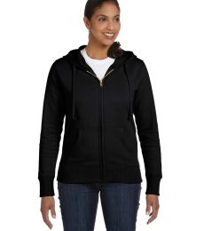 EC4501 econscious Ladies' 9 oz. Organic/Recycled Full-Zip Hoodie