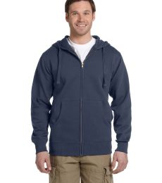 econscious EC5650 Men's 9 oz. Organic/Recycled Full-Zip Hood
