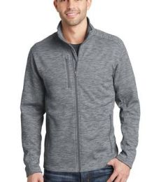 Port Authority F231    Digi Stripe Fleece Jacket