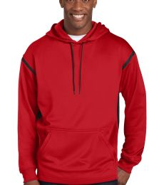 Sport Tek Tech Fleece Hooded Sweatshirt F246