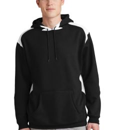 Sport Tek Pullover Hooded Sweatshirt with Contrast Color F264