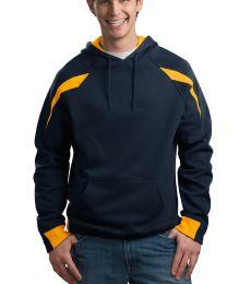Sport Tek Color Spliced Pullover Hooded Sweatshirt F266