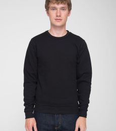 American Apparel F496 Unisex Fleece Drop Shoulder Pullover