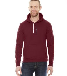 F498 American Apparel Flex Fleece Drop-Shoulder Pullover Hoodie