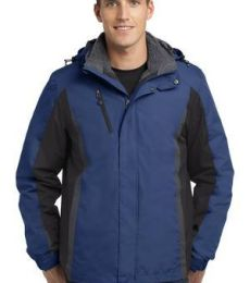 Port Authority J321    Colorblock 3-in-1 Jacket