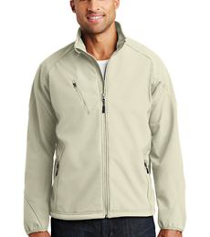 Port Authority Textured Soft Shell Jacket J705