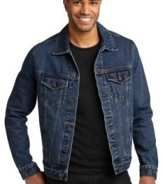 J7620 Port Authority® Denim Jacket