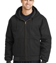 CornerStone Duck Cloth Hooded Work Jacket J763H
