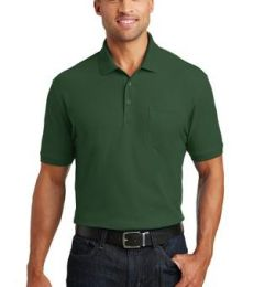 Port Authority K100P    Core Classic Pique Pocket Polo