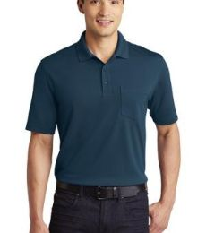 242 K110P Port Authority Dry Zone UV Micro-Mesh Pocket Polo